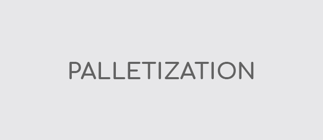 Palletization